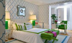 Советы по выбору обоев для спальни.