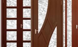 Двери и порталы из ценных пород дерева