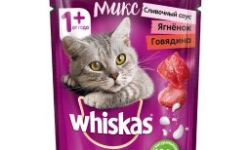 Полезные элементы в кошачьем корме