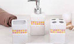Недорогие, стильные и качественные аксессуары для ванной комнаты