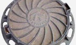 Чугунные крышки канализационного люка: особенности